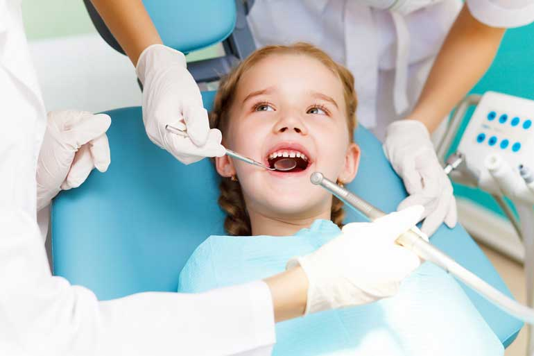 Dr Trey Children's Dentistry